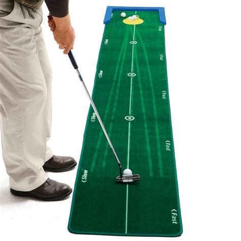 putting matte buy best track putting mat 3 year product guarantee