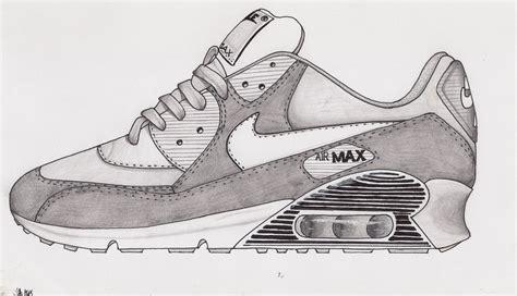 Pencils Original Shoes Premium Hight Quality nike air max 90 in gray by marcepanz on deviantart