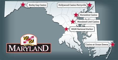 ocean downs casino poised for record month maryland maryland gaming 187 current locations