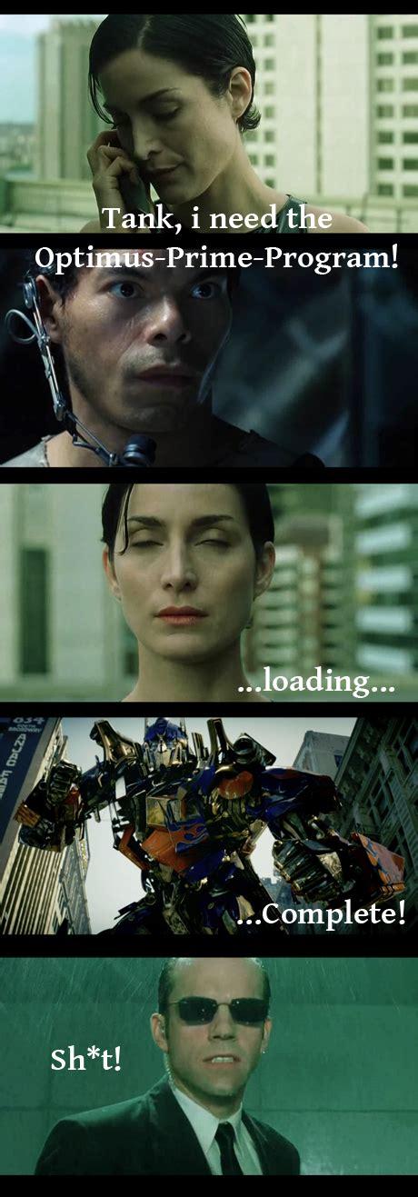 Matrix Meme - the matrix meme by hellfirewarlocks