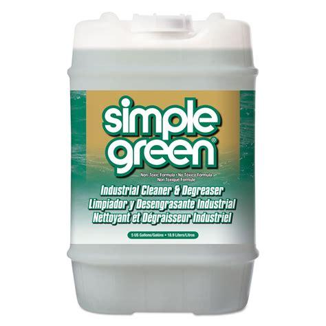 industrial cleaner degreaser  simple green smp ontimesuppliescom