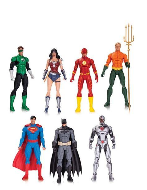 7 Dc Universe Justice League Batman Superman Figur dc collectibles dc series justice league designer series and more the toyark news