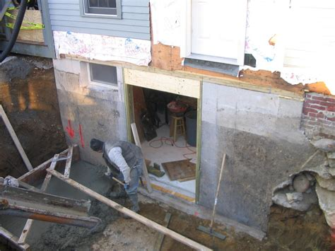 concrete basement cost estimator concrete footing cost foundation per square foot home bat how much does it to build awesome