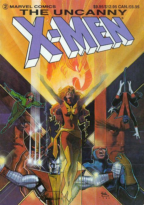 x men dark phoenix saga 10 comic books to remember or why this is called nighthawk news news from the boston becks