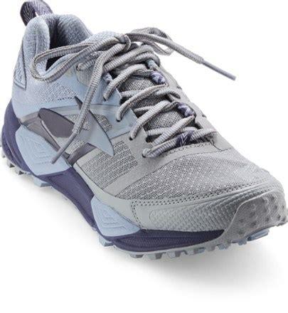 rei womens trail running shoes cascadia 12 mt rainier national park trail running