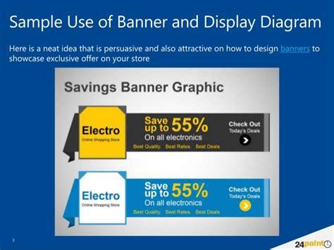 design banner using powerpoint sle use design banner display powerpoint presentation