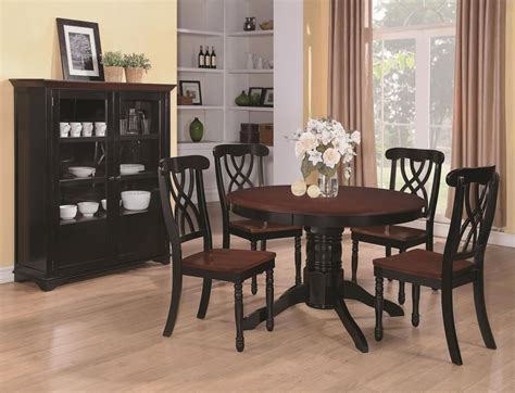 cherry finish dining room sets shop the best deals for apr 2017 homey ideas cherry wood dining