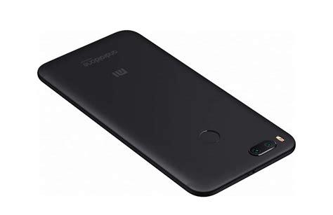 Xiaomi Mi A1 4 64 Black Baru New Grs Resmi Tam xiaomi announces its android one smartphone the mi