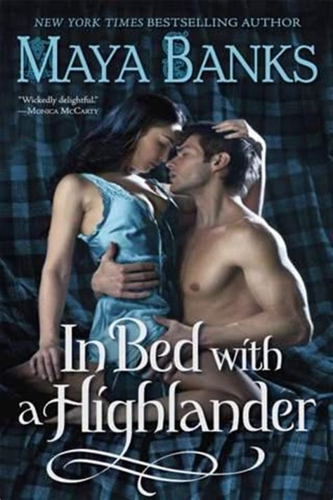 in bed with a highlander by banks
