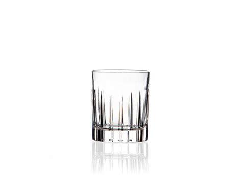 bicchieri di cristallo rcr bicchiere rcr timeless in cristallo lavorato cl 7 8 rgmania