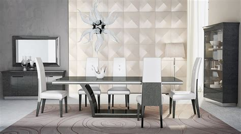 Arianna Set 9 dining room set creative furniture