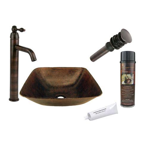 Yosemite Home Decor Sinks premier copper products b vf01orb