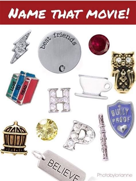 Harry Potter Origami Owl - origami owl name that answer harry potter