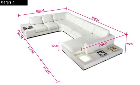 sofa pink picture more detailed picture about black leather sofa modern large size u shaped
