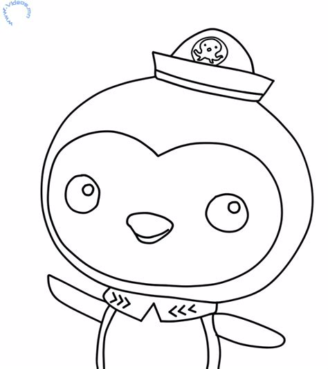Octonauts Coloring Pages To Print Az Coloring Pages Coloring Pages Octonauts