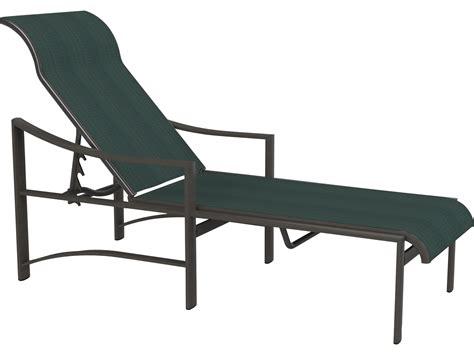 sling aluminum chaise lounge tropitone kenzo sling aluminum chaise lounge 381532