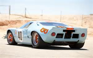 the ford gt40 mk i and how it came to be