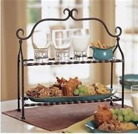 new southern living at home tiered stand