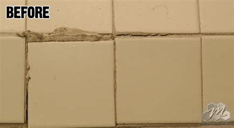 How Much To Regrout Bathroom by Grout Is Cracked And Missing In Places How Much Does