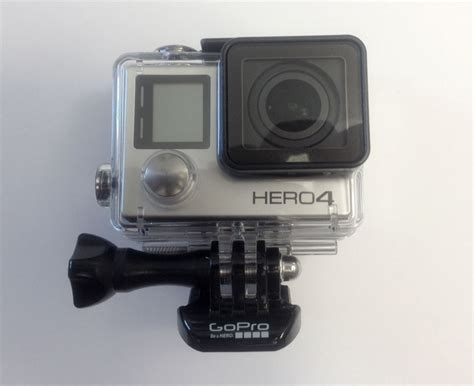 Gopro Silver 4 gopro 4 silver edition unboxing by a lobster