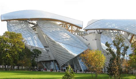 Fondation Vuitton by Fondation D Entreprise Louis Vuitton Wikip 233 Dia