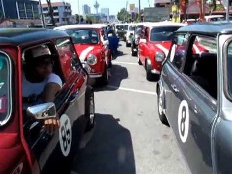 perjumpaan pemilik kereta mini classic utara  konvoi bermula youtube