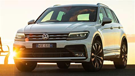 Volkswagen 2019 Lineup by News 2019 Volkswagen Tiguan Lineup Streamlined