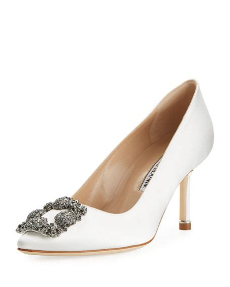 Wedding Shoes Manolo Blahnik by Manolo Blahnik Wedding Shoes Stylin On Your Big Day