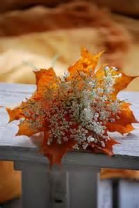 Cheapest Vases Autumn Leaves Bouquet Flaming Petal Blog
