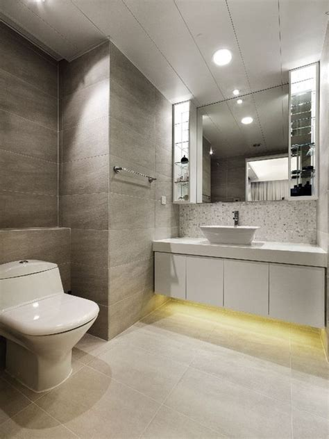 strip lighting for bathrooms