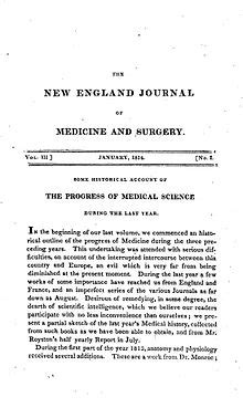 the new england journal of medicine wikipedia