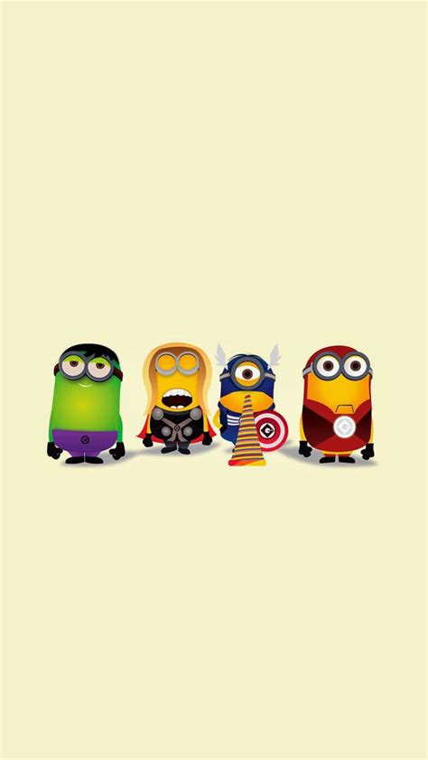 minion themes for iphone 4 32 best images about wallpapers electronic device on