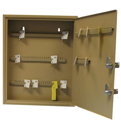 barrel key cabinet dual lock 110 key unit