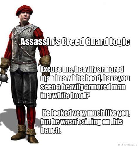 Funny Assassins Creed Memes - assassins creed memes 25 best funny assassins creed memes