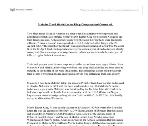 malcolm x research paper contrast research paper malcolm x