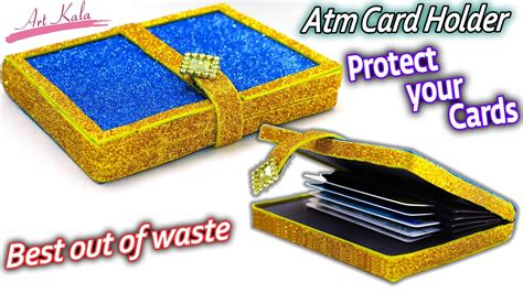 how to make a wallet out of cards how to make card holder wallet card organizer best out of
