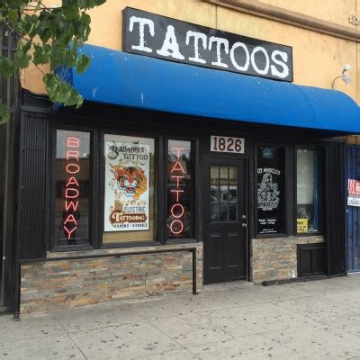 broadway tattoo shop broadway shop reviews