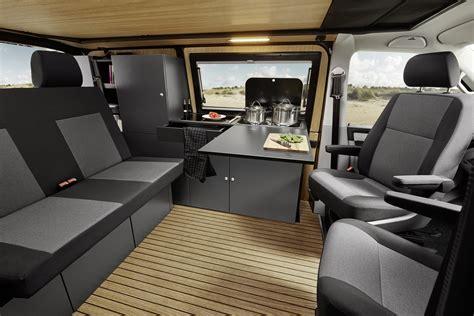 volkswagen minibus interior interior custom bus volkswagen t6 cer 2017 pr