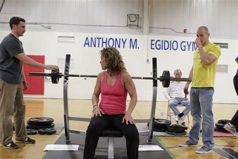 ymca bench press ct community archives miceli productions