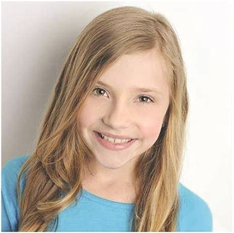 11 years old that has highlights at the bottom of their hair young local actress makes broadway debut in matilda
