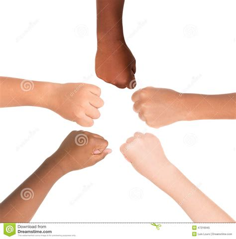 different skin colors skin color stock image image of protecting conceptual