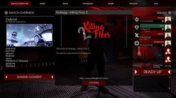 killing floor 2 n 225 vod jak hr 225 t multiplayer v lok 225 ln 237