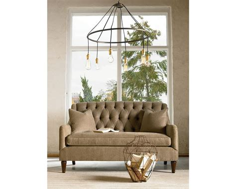 barcelona settee barcelona settee living room furniture thomasville