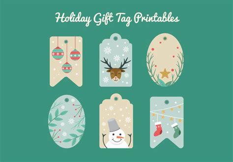 cute christmas tags   vectors clipart graphics vector art