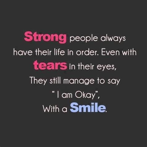 life inspiration quotes: strong people inspirational quote