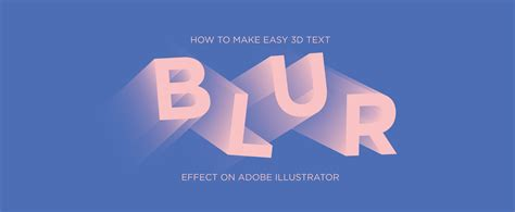 3d text effect illustrator tutorial ashley c text effects gallery diagram writing sle and guide