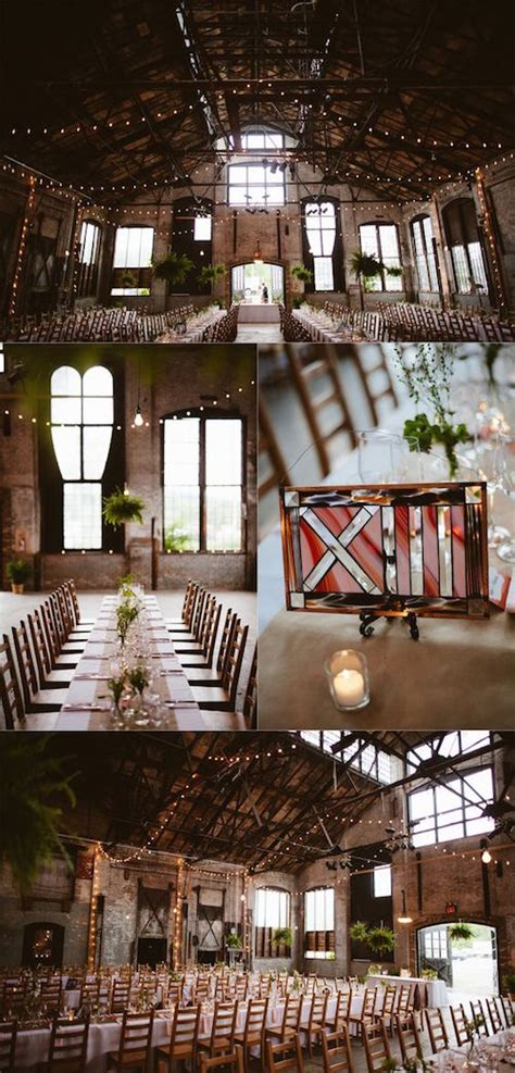 unconventional wedding venues new york nine industrial wedding venues in new york that are a must see