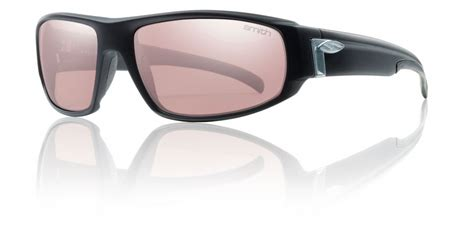 matte black color code smith optics tenet sunglasses