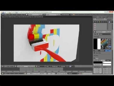 tutorial blender text 65 best images about blender tutorials on pinterest