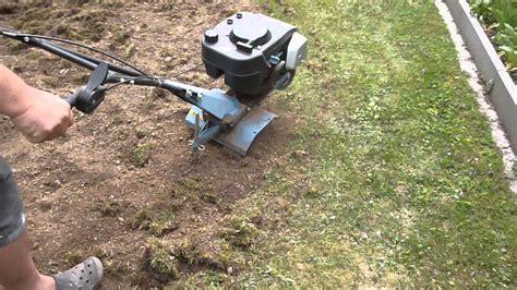 Garten Umgraben Maschine Mieten by Erde Lockern